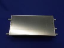 Carterventilatiebox aluminium ( klein)