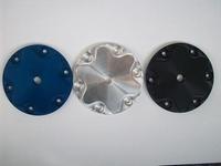 GPP Aluminium Cover type 1 oil strainer