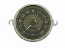 Speedometer electronic Bus -'67