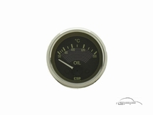 Oil Temperature Gauge 52mm Bus -'67