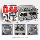 Cylinder Heads 044 wedge port 42 x 37mm