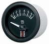 Stack Oil Pressure Gauge black