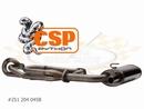 CSP Python Exhaust System Type-4 Bus '72-'79